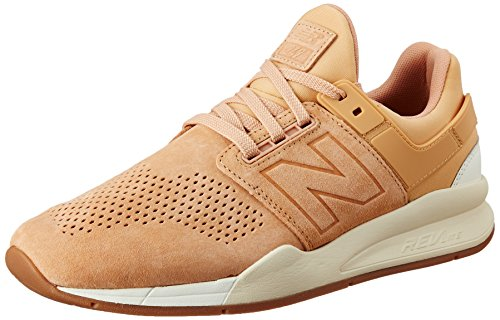 Herren Hellbraun Balance Sneaker New 247v2 8Pv5qxxZw