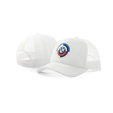 Nueva Original de BMW Motorsport patrimonio Unisex Trucker gorra de béisbol sombrero 80162445950