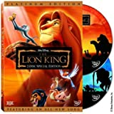 The Lion King, DVD, 2003, 2-Disc Set, Platinum Edition Features an All-New Song