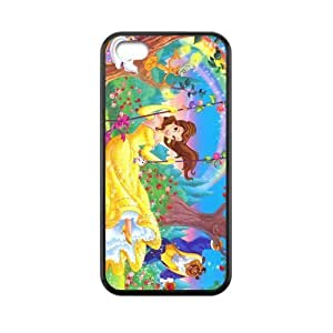 Custom Beauty And Beast Back Cover Case for iphone 5C JN5C-535