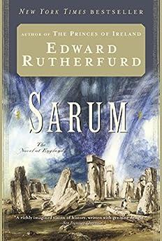 Sarum: The Novel of England by [Rutherfurd, Edward]
