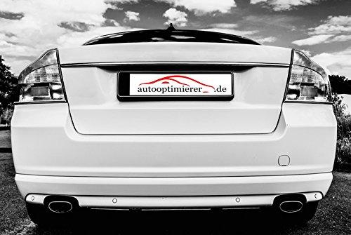 License Plate Holder License Plate Mount for the Car I Holder I 2/Pieces
