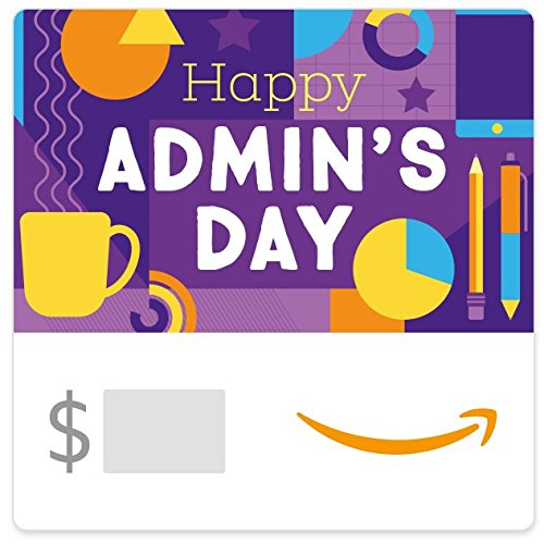 Amazon eGift Card -Administrative Professionals Day