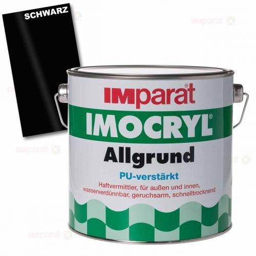 IMparat Imocryl-Allgrund schwarz 2, 5l - Haftgrund Primer Haftvermittler