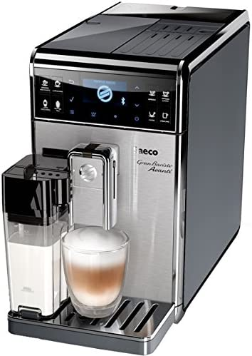 Philips Saeco HD8967 - Cafetera (Independiente, Acero inoxidable ...