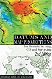 Datums and Map Projections, Jonathan C. Iliffe, 0849308844