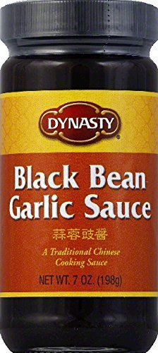 - Dynasty Black Bean Garlic Sauce, 7 oz