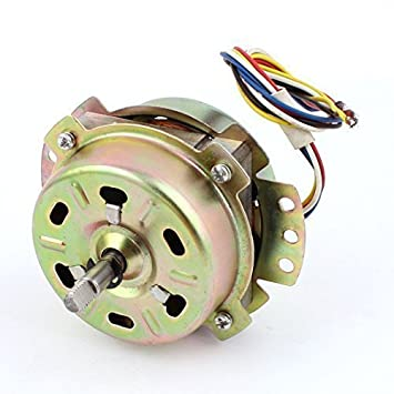 Hervorragend Abluftventilator Badezimmer Lüftung Motor 5 Adrig 0.23A 60 W, AC, 220 V