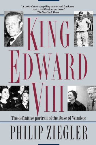 King Edward VIII: The definitive portrait of the Duke of Windsor