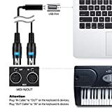 TNP Midi to USB Cable Interface Converter - IN