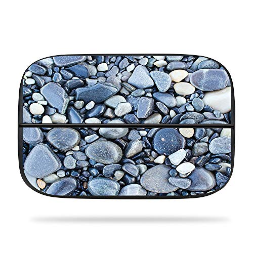 MightySkins Skin for Elgato Game Capture hd60s - Rocks | Protective, Durable, and Unique Vinyl Decal wrap Cover | Easy to Apply, Remove, and Change Styles | Made in The USA (Beach Matte Pebble)