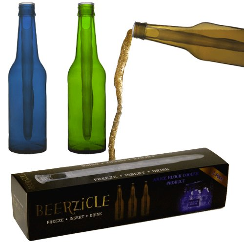 3 beersicle beer coolers - 1
