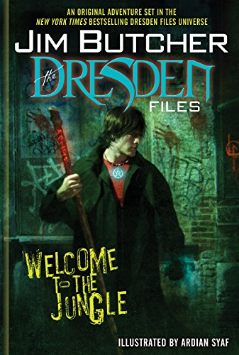 The Dresden Files: Welcome to the -