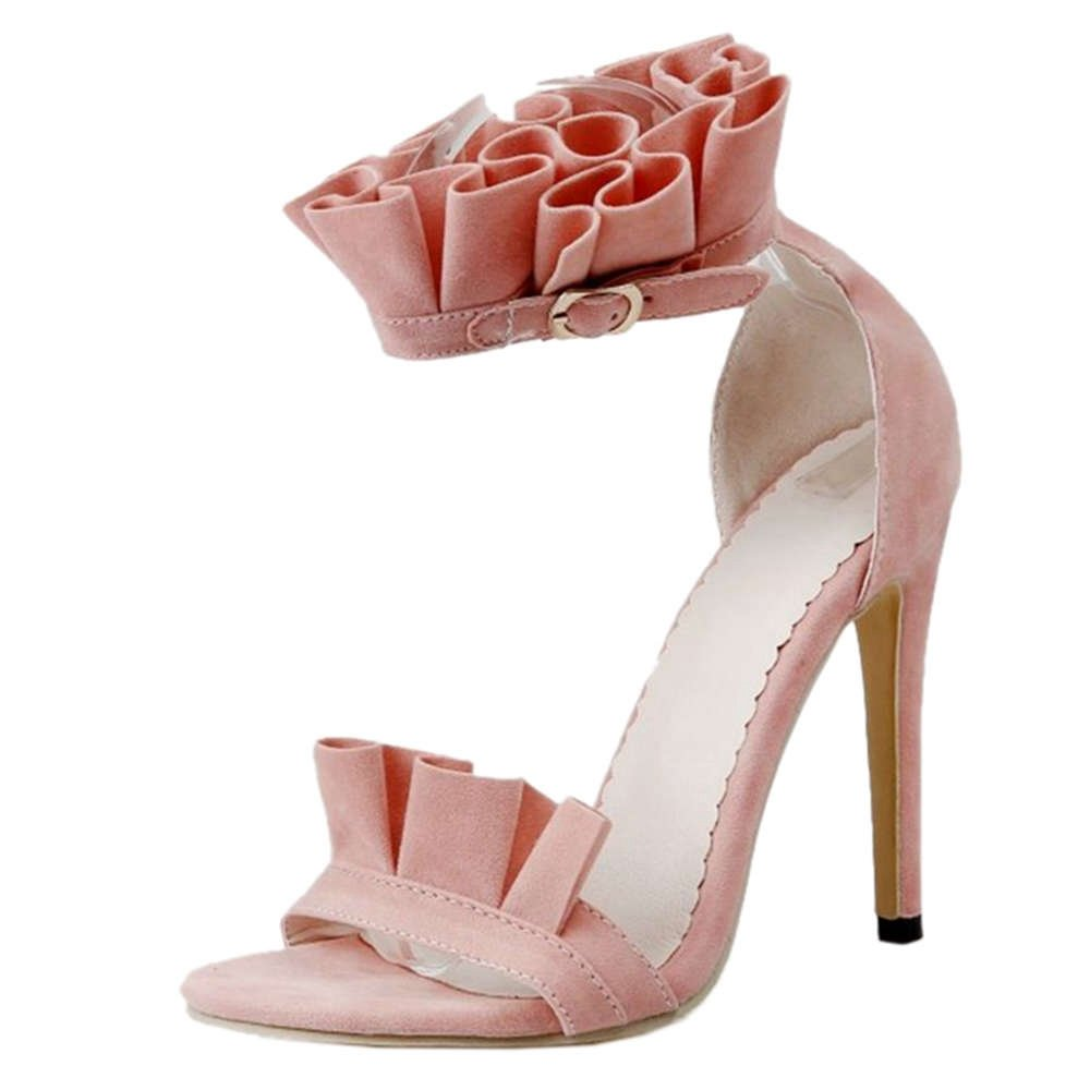 Onewus Bout 4685 Rose Ouvert Femme B077ZBGKS5 Rose 5c37634 - shopssong.space