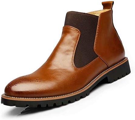 mens dress booties