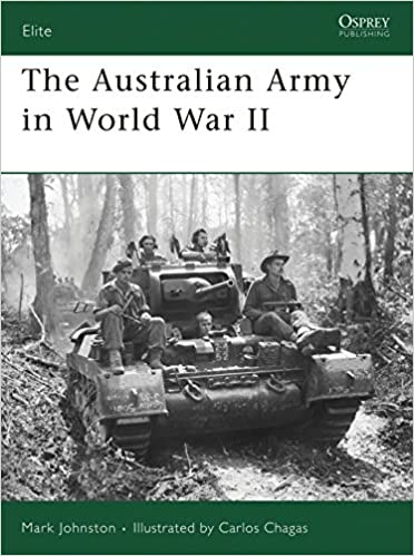 The Australian Army in World War II (Elite): Amazon co uk