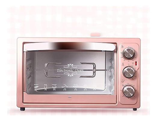 Pojrhfy Cocina Horno Horno eléctrico Hogar Horno Mini Horno ...