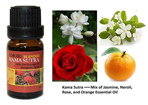 EMORI Kama Sutra - 100% Pure Therapeutic Grade Essential Oil 10ML ()