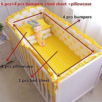 d7395a5f0da Best Quality - Bedding Sets - 6pcs Set Blue Universe Design Crib Bedding Set  Cotton