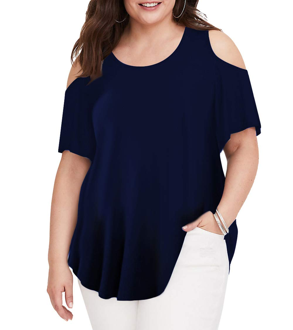 Perfect for plus size women looking for tops with class