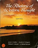 The Rhetoric of Western Thought 9780787299675