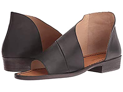 a124a2db0c33 Image Unavailable. Image not available for. Color  Free People Mont Blanc  Sandal Black Women s Sandals 41