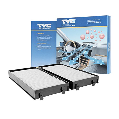 TYC 800116C2 BMW X5 Replacement Cabin Air Filter