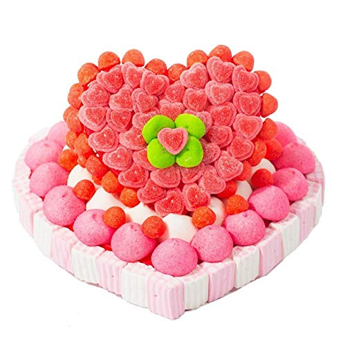 Tarta chuches San Valentin corazones: Amazon.es: Handmade