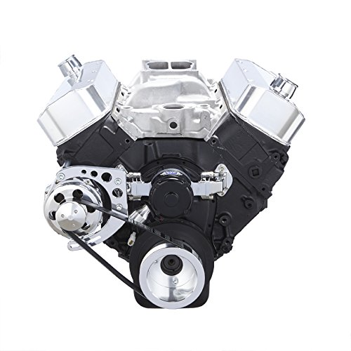 Alternator Only Applications Electric Water Pump Chevy Big Bock Serpentine Kit