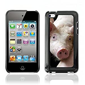 Carcasa Funda Case //Pig V0000280// Apple iPod Touch 4 4G 4th
