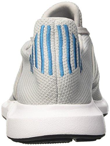 Unisexes gris Mehrfarbig Adidas Trois Rapides F17 Gris Deux Adultes Hommes Pour Blanc Baskets Ftwr aqnSnHwR