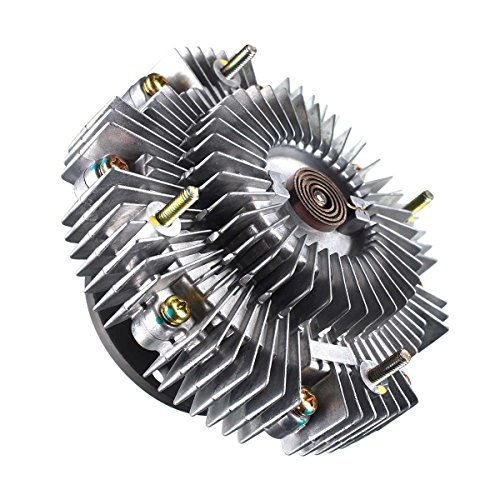Fan Clutch for Toyota 4Runner 2003-2004 Tundra 2003-2005 Sequoia 2001-2005 Lexus GX470 2003-2005