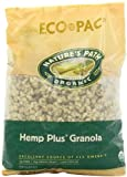 Nature's Path Organic Hemp Plus Granola, 26.4-Ounce Bags (Pack of 6)