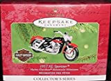 Automotive : Hallmark Keepsake 1957 XL Sportster Ornament