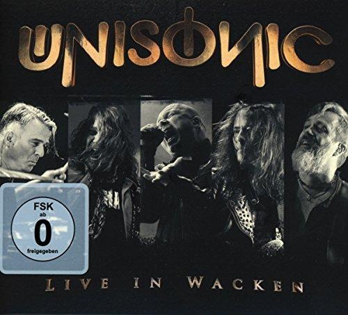 Unisonic - Live In Wacken (2017) [FLAC] Download