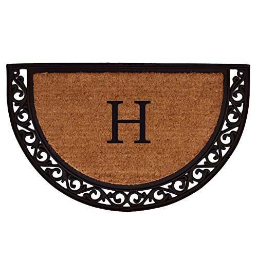 Home & More 100101830H Ornate Scroll Doormat, 18