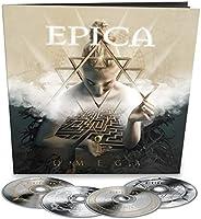 Omega (Lim. 48p Earbook incl. Bonus acoustic CD, orchestral CD & instrumental