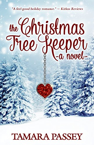 The Christmas Tree Keeper: A Novel (A Shafer Farm Romance Book 1) cover