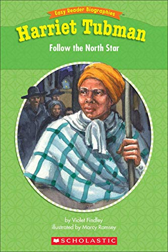 Easy Reader Biographies: Harriet Tubman: Follow the North Star by HarperCollins (Image #1)