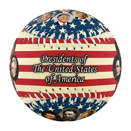 EnjoyLife Inc Presidents of the United States Souvenir Baseball