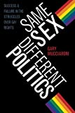Same Sex, Different Politics: Success and Failure in the Struggles over Gay Rights (Chicago Studies in American Politics)