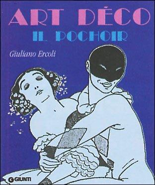 Il pochoir art déco (Italian Edition)