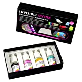 Professional Invisible UV Ink for Inkjet Printers 4