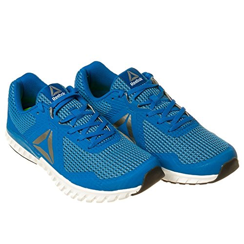 Reebok Bd4574, Zapatillas de Trail Running para Hombre Azul (Azul (Awesome Blue /     Brave Blue /     White /     Black /     Pewt)