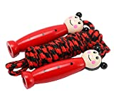 DRAGON SONIC Adjustable Skipping Rope,Sports Game Fitness Skipping Rope,D1
