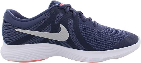 NIKE Revolution 4 (GS), Zapatillas de Atletismo para Mujer: Amazon.es: Zapatos y complementos