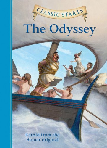 Classic Starts®: The Odyssey (Classic Starts® Series) (Childrens Version Of Dr Jekyll And Mr Hyde)