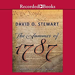 The Summer of 1787 Audiobook