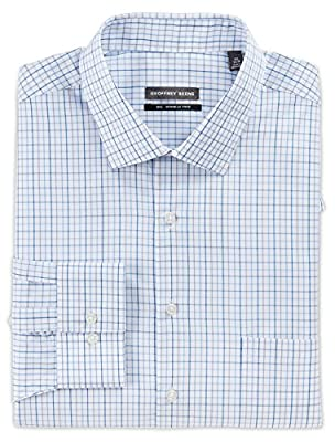 Geoffrey Beene Stripe/Plaid Dress Shirt