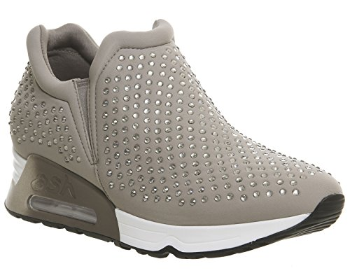 Ash Zapatos Lifting Taupe Zapatillas Mujer Taupe